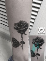 Студия Black Milk tattoo, фото №2