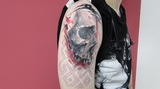 Студия Black Milk tattoo, фото №5